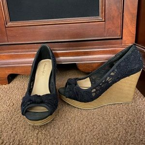 American Eagle Outfitters Shoes - Wedge Heels